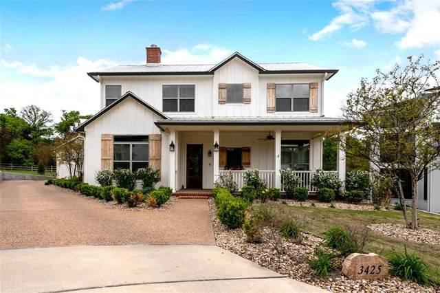 3425 Edward Drive, Waco, TX 76708 (MLS #200468) :: A.G. Real Estate & Associates