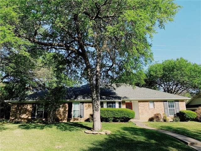10003 Burgundy Lane, Woodway, TX 76712 (MLS #200471) :: A.G. Real Estate & Associates