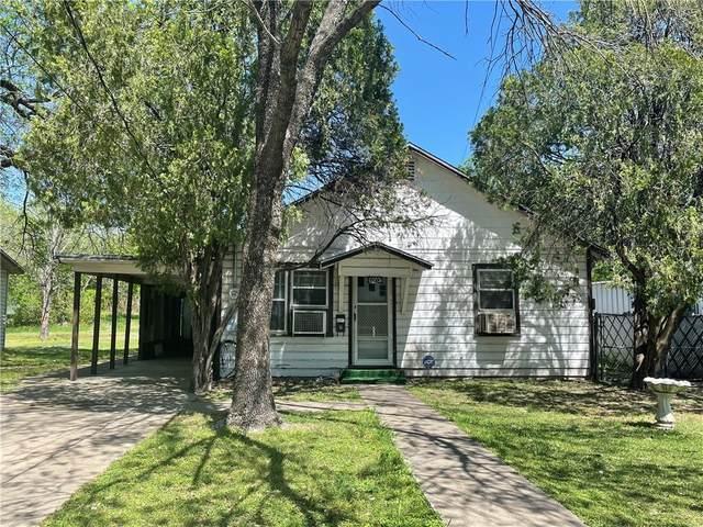 1003 Gilliam Street, Bellmead, TX 76705 (MLS #200506) :: A.G. Real Estate & Associates