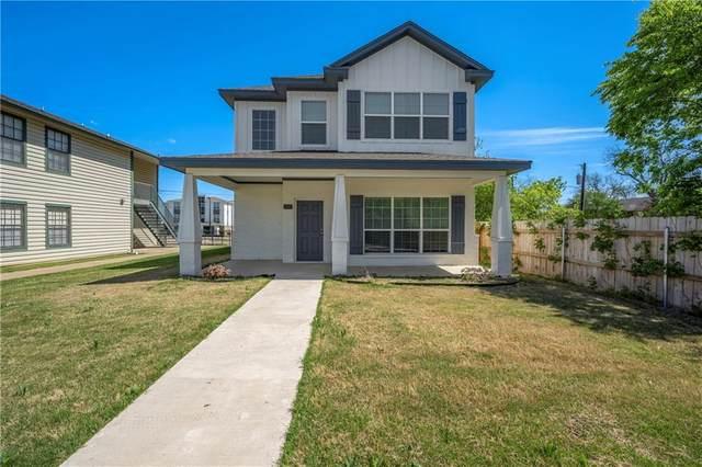 2317 S 2nd Street, Waco, TX 76706 (MLS #200544) :: A.G. Real Estate & Associates