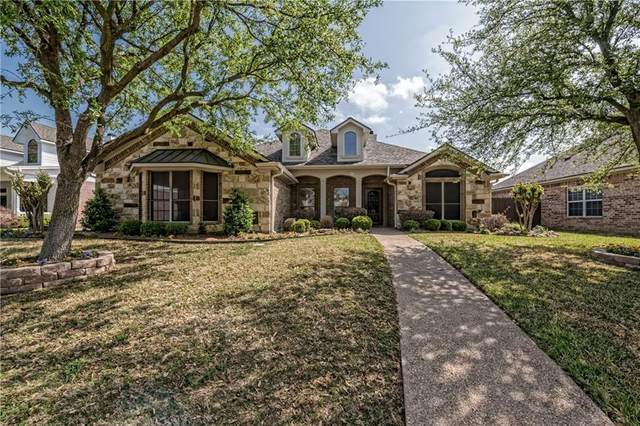 302 Edinburgh Drive, Waco, TX 76712 (MLS #200561) :: A.G. Real Estate & Associates
