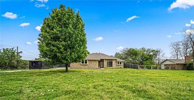 740 Castleman Creek Road, Hewitt, TX 76643 (MLS #200600) :: NextHome Our Town