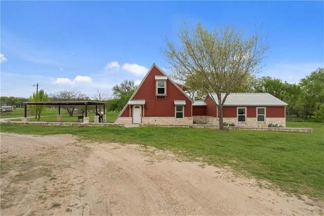 518 Warren Road, Lorena, TX 76655 (MLS #200613) :: A.G. Real Estate & Associates