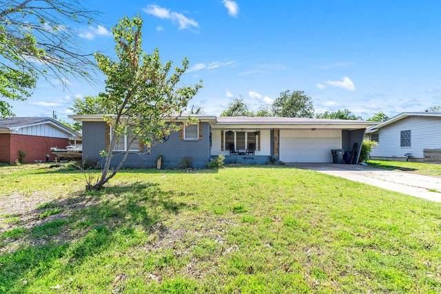 1306 61st Street, Waco, TX 76710 (MLS #200644) :: A.G. Real Estate & Associates