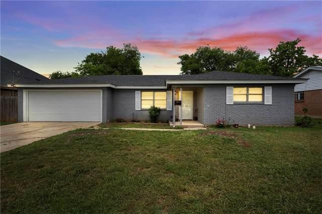 1337 Stafford Drive, Fort Worth, TX 76134 (MLS #200661) :: Vista Real Estate
