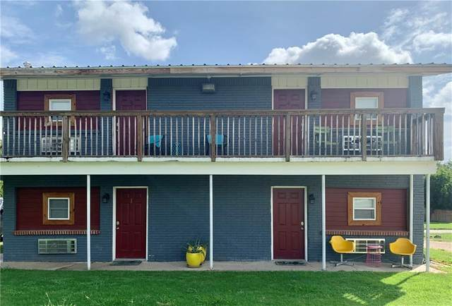 1401 Bosque Boulevard 1-4, Waco, TX 76707 (MLS #200681) :: Vista Real Estate