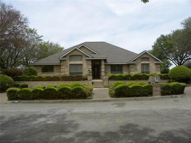 1301 Alford Drive, Hillsboro, TX 76645 (MLS #200706) :: A.G. Real Estate & Associates