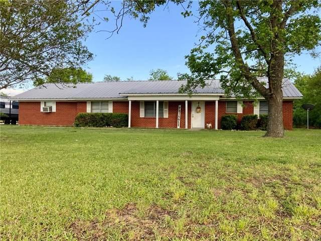 812 N Tyus Street, Groesbeck, TX 76642 (MLS #200720) :: A.G. Real Estate & Associates