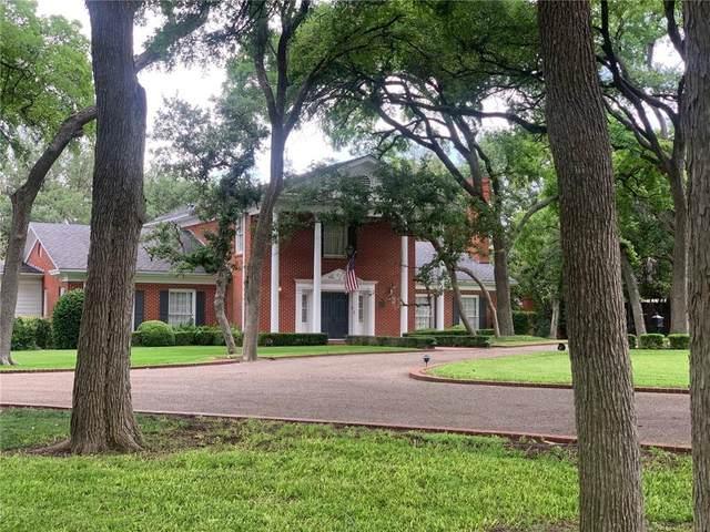 2825 Lake Air Drive, Waco, TX 76710 (MLS #200747) :: A.G. Real Estate & Associates