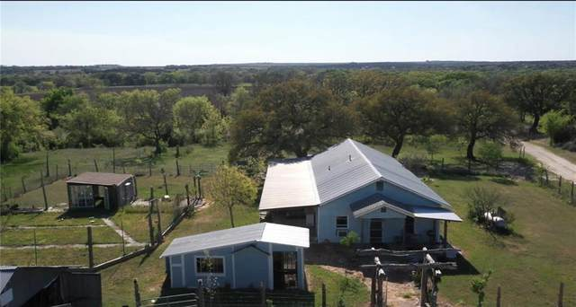 18524 N Us Hwy 281 Highway, Lampasas, TX 76550 (MLS #200772) :: A.G. Real Estate & Associates