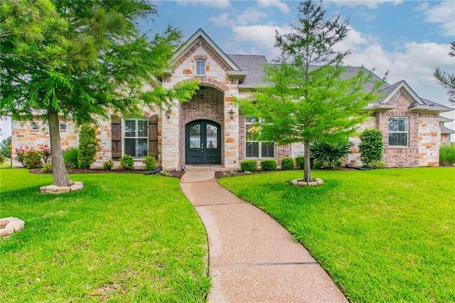 401 Stone Creek Ridge Drive, Mcgregor, TX 76657 (MLS #200784) :: A.G. Real Estate & Associates