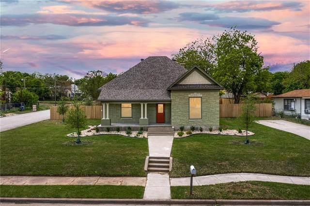 1704 N 12th Street, Waco, TX 76707 (MLS #200796) :: A.G. Real Estate & Associates