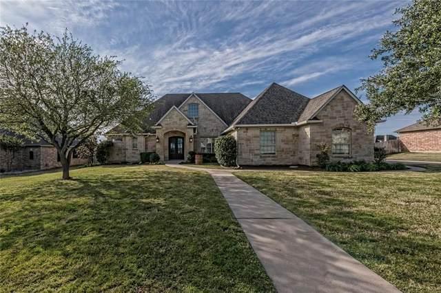 1212 Hoosier Park, Robinson, TX 76706 (MLS #200815) :: A.G. Real Estate & Associates