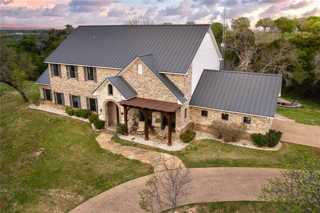 290 Lost Hunters Canyon, China Spring, TX 76633 (#200845) :: Homes By Lainie Real Estate Group