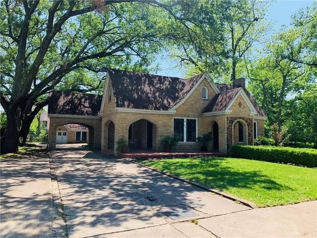 514 Capps Street, Marlin, TX 76661 (MLS #200847) :: A.G. Real Estate & Associates