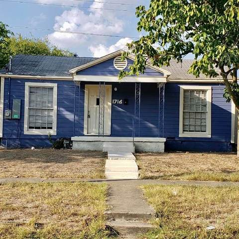 1716 E Barton Avenue, Temple, TX 76501 (MLS #200908) :: A.G. Real Estate & Associates