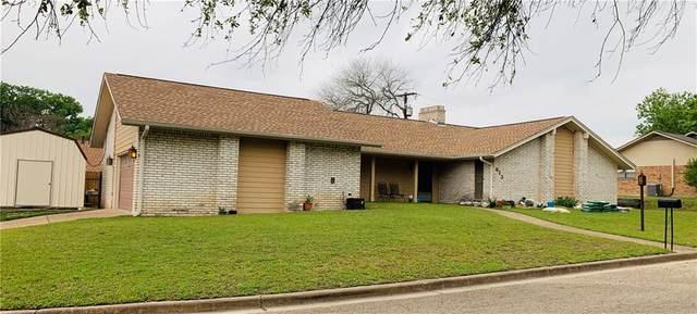 613 E Royal Oaks Drive, Marlin, TX 76661 (#200913) :: Sunburst Realty