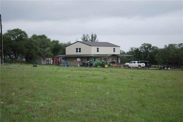 313 Pr 6116, Hamilton, TX 76531 (MLS #200929) :: A.G. Real Estate & Associates