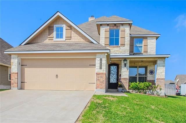 10857 Burnham Drive, Waco, TX 76708 (#201016) :: Homes By Lainie Real Estate Group
