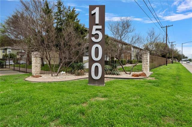 1500 Lake Shore Drive #204, Waco, TX 76708 (MLS #201032) :: A.G. Real Estate & Associates