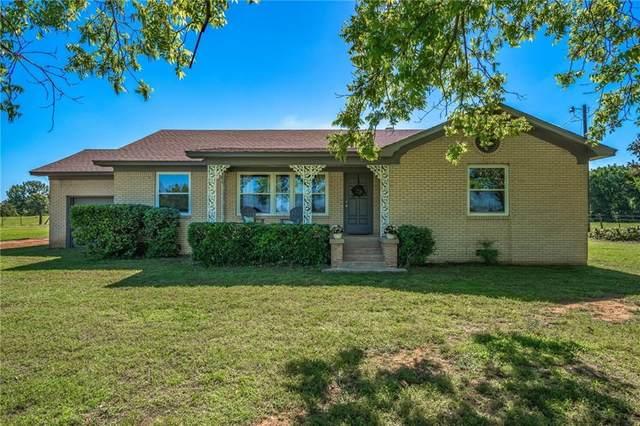 2298 N Cr 333, Henderson, TX 75652 (MLS #201037) :: NextHome Our Town