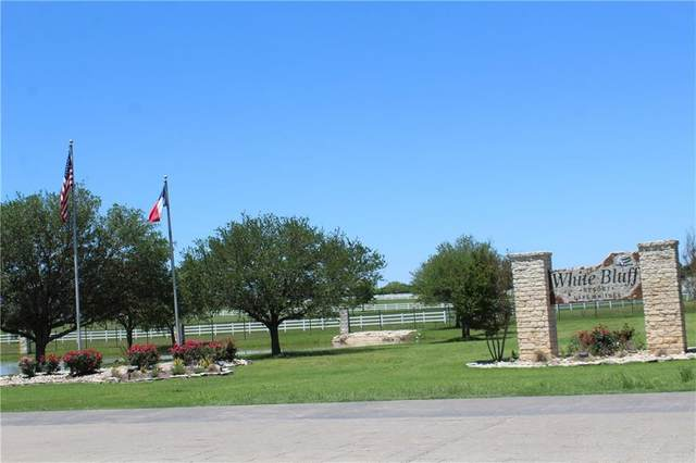 1418 Lakeside Trail, Whitney, TX 76692 (#201057) :: Zina & Co. Real Estate