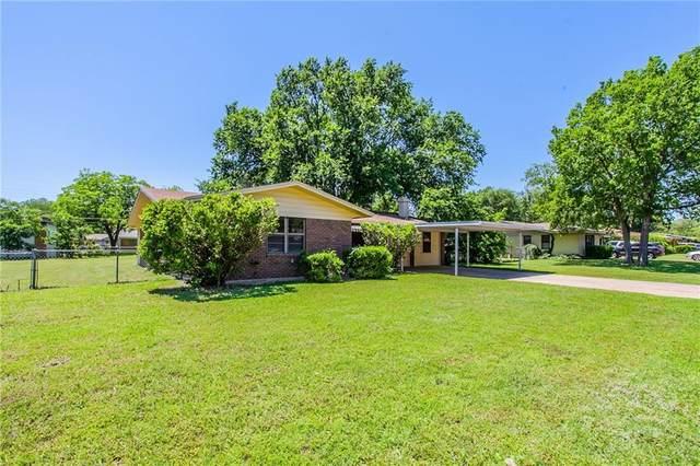 216 Cranbrook Drive, Woodway, TX 76712 (MLS #201069) :: A.G. Real Estate & Associates