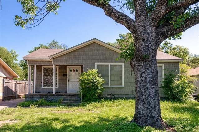 521 N 34th Street, Waco, TX 76710 (MLS #201079) :: A.G. Real Estate & Associates