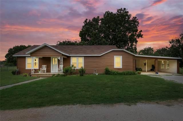 3555 Old Marlin Road, Waco, TX 76705 (MLS #201094) :: A.G. Real Estate & Associates