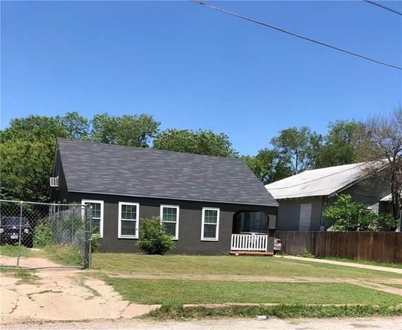 2111 Parrott Avenue, Waco, TX 76707 (MLS #201104) :: A.G. Real Estate & Associates