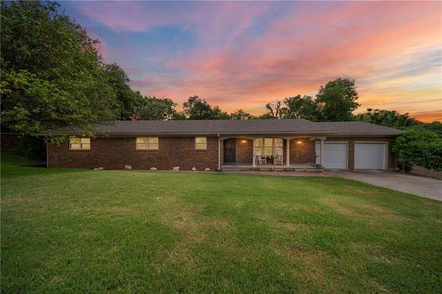 9000 Whippoorwill Drive, Woodway, TX 76712 (MLS #201109) :: A.G. Real Estate & Associates