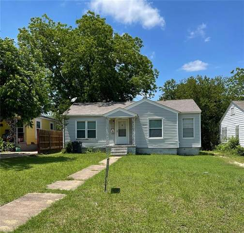 2709 Mitchell Avenue, Waco, TX 76708 (#201110) :: Homes By Lainie Real Estate Group