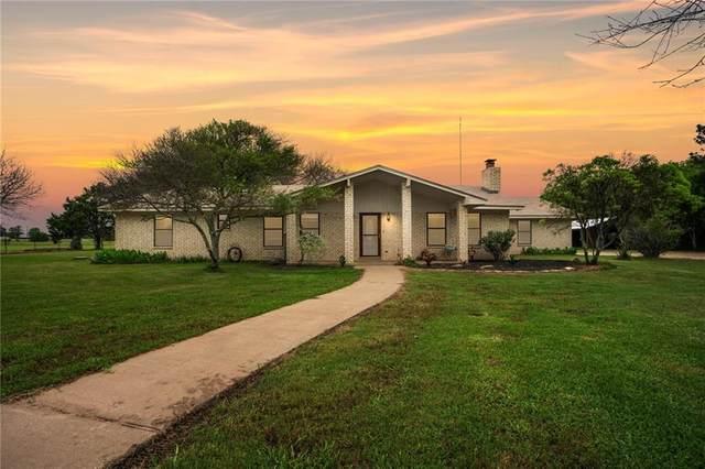 299 E Central, Lorena, TX 76655 (MLS #201111) :: A.G. Real Estate & Associates