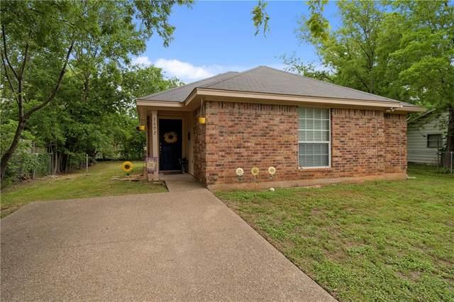 3602 Parrish Street, Waco, TX 76705 (MLS #201117) :: A.G. Real Estate & Associates
