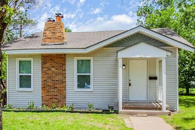 627 N 33rd Street, Waco, TX 76707 (MLS #201118) :: A.G. Real Estate & Associates