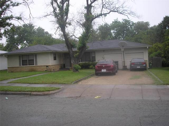 1325 Sunset Street, Waco, TX 76710 (MLS #201121) :: A.G. Real Estate & Associates