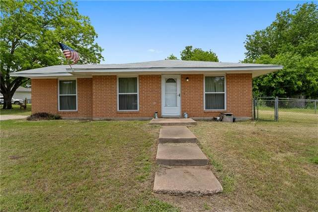 109 Mary Alice Drive, Valley Mills, TX 76689 (MLS #201127) :: A.G. Real Estate & Associates