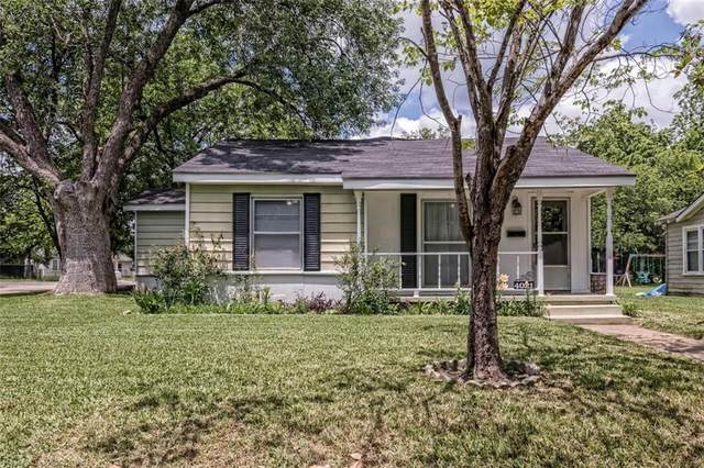 4021 Windsor Avenue, Waco, TX 76708 (#201154) :: Homes By Lainie Real Estate Group