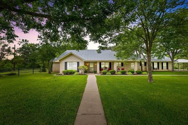 262 Childress Creek Drive, China Spring, TX 76633 (MLS #201184) :: A.G. Real Estate & Associates
