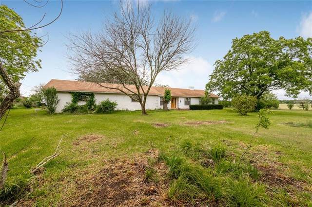 1045 County Line Parkway, Mart, TX 76664 (MLS #201197) :: A.G. Real Estate & Associates