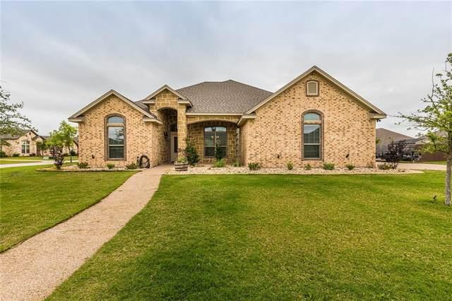 287 Briarleaf Circle, Hewitt, TX 76643 (MLS #201302) :: A.G. Real Estate & Associates