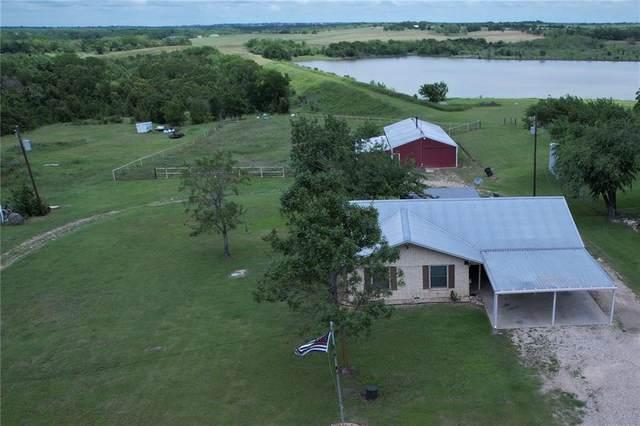 5201 Lake Felton Parkway, Mart, TX 76664 (MLS #201310) :: A.G. Real Estate & Associates