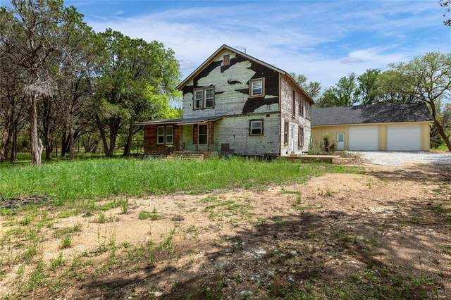 16201 Wortham Bend Road, China Spring, TX 76633 (#201328) :: Homes By Lainie Real Estate Group