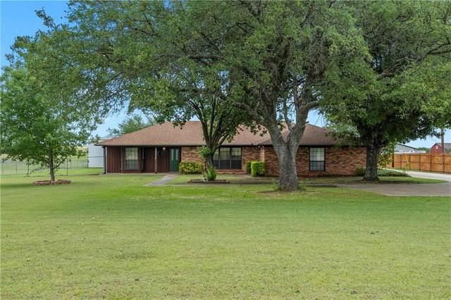 3659 Old Lorena Road, Lorena, TX 76655 (MLS #201343) :: A.G. Real Estate & Associates
