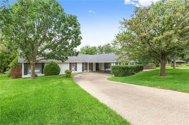 1208 Knotty Oaks Drive, Waco, TX 76712 (MLS #201346) :: A.G. Real Estate & Associates