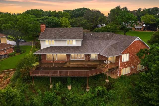 2616 Westbury Circle, Waco, TX 76710 (MLS #201350) :: A.G. Real Estate & Associates