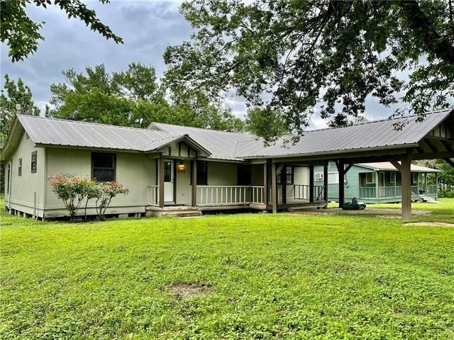 201 Satin Road, Chilton, TX 76632 (MLS #201360) :: A.G. Real Estate & Associates