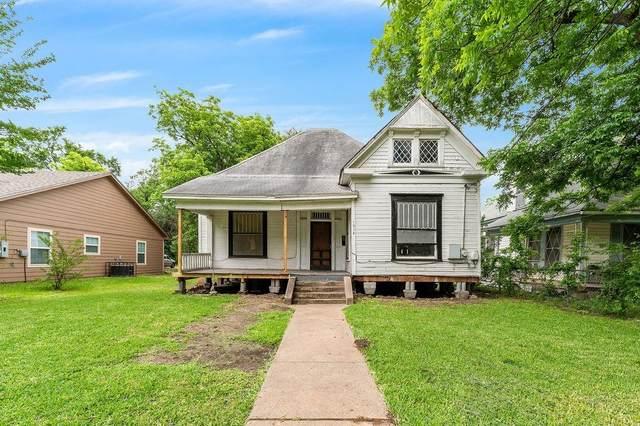 1618 N 6th Street, Waco, TX 76707 (MLS #201379) :: A.G. Real Estate & Associates