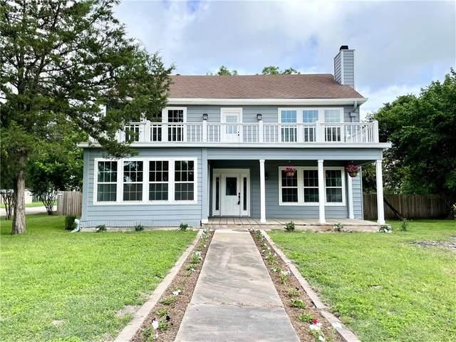 801 E Texas Avenue, Mart, TX 76664 (MLS #201398) :: A.G. Real Estate & Associates