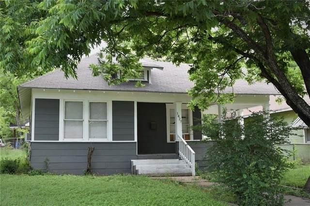 1827 Proctor Avenue, Waco, TX 76708 (MLS #201421) :: A.G. Real Estate & Associates